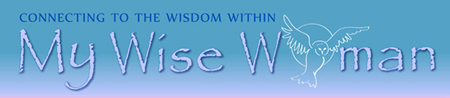 website graphics for My Wise Woman