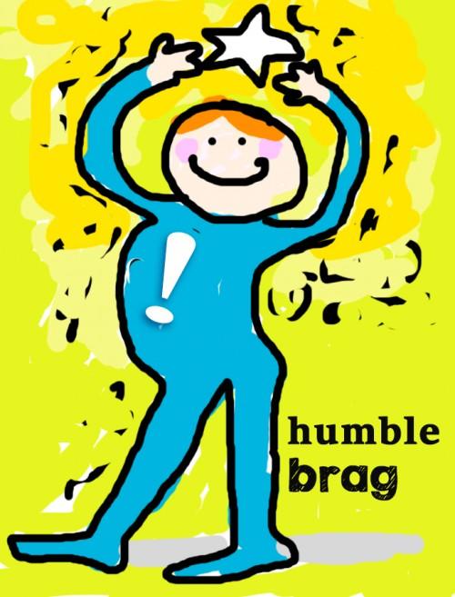 humble brag